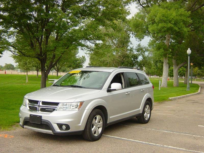 2012 Dodge Journey AWD SXT 4dr SUV - Greeley CO