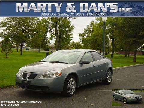 2007 Pontiac G6 for sale in Greeley, CO
