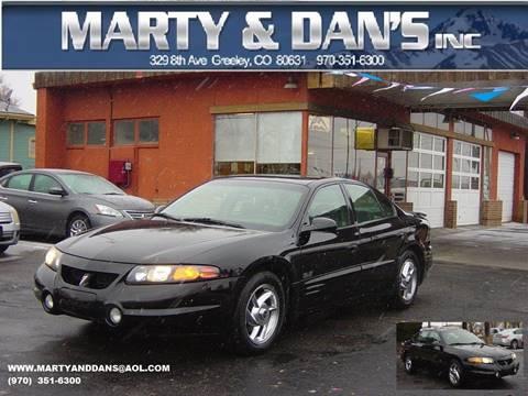 2001 Pontiac Bonneville for sale in Greenley, CO