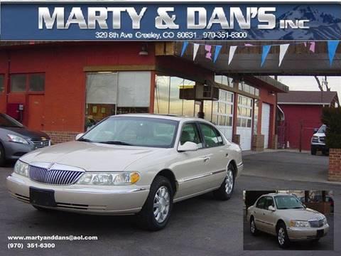 Car Dealerships In Greeley Co >> Marty Dans Inc Car Dealer In Greeley Co