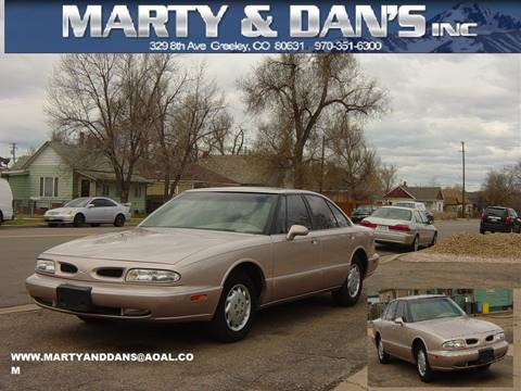 1999 Oldsmobile Eighty-Eight for sale in Greenley, CO