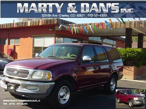 1997 Ford Expedition for sale in Greenley, CO