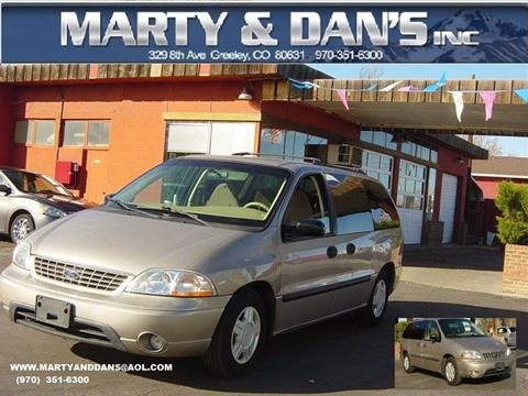 2002 Ford Windstar for sale in Greenley, CO