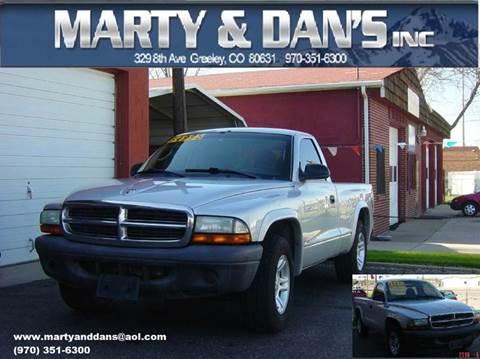 2003 Dodge Dakota for sale in Greeley, CO