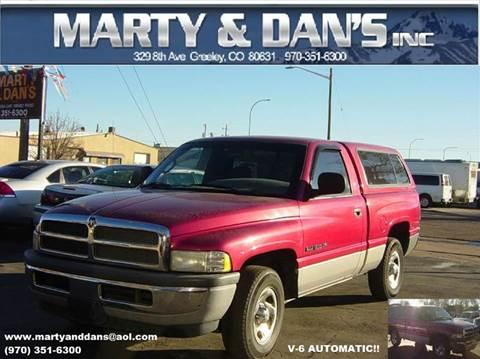 1999 Dodge Ram Pickup 1500 for sale in Greeley, CO