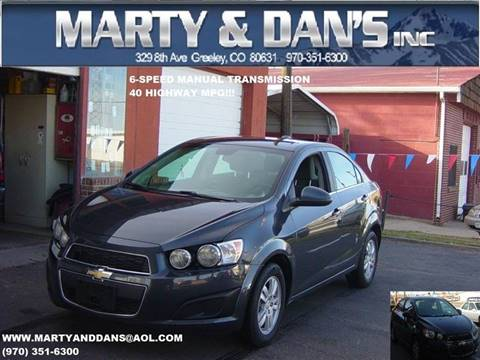 2015 Chevrolet Sonic for sale in Greeley, CO