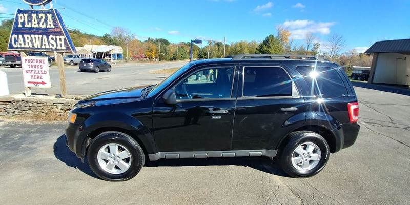 2012 Ford Escape for sale at Randys Auto Sales in Gardner MA