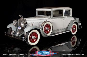 1931 Nash Eight-99 Victoria Sedan