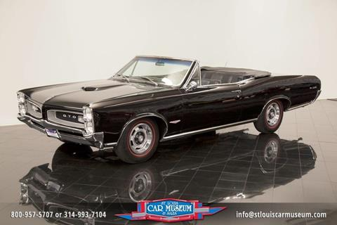 1966 Pontiac GTO for sale in St Louis, MO