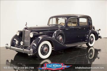 1935 Packard Twelve 1207 5-passenger Club S