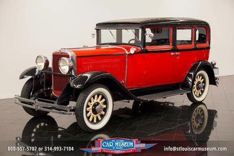 1930 Nash 480 5-Passenger Sedan