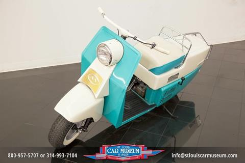 1959 Cushman Road King Scooter