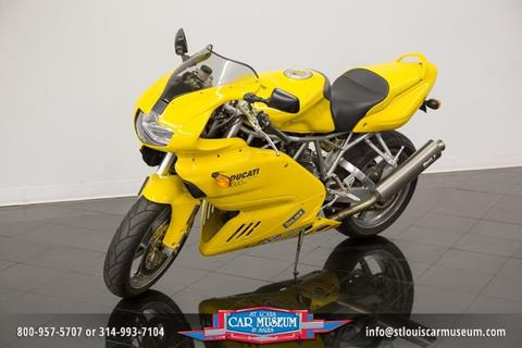 2004 Ducati Supersport 1000DS for sale in St Louis, MO