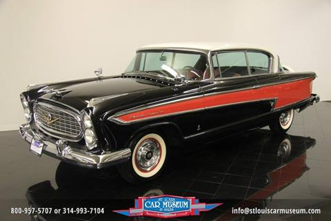 1957 Nash Ambassador for sale in St Louis, MO