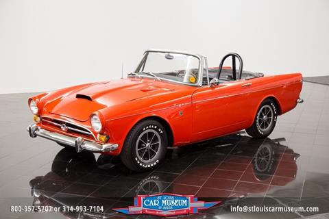 1966 Sunbeam Tiger Mk1A Convertible for sale in St Louis, MO