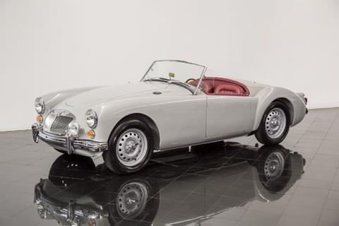1959 MG MGA Twin Cam Roadster for sale in St Louis, MO