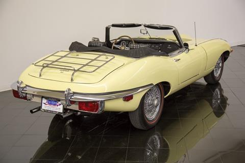 1969 Jaguar E-Type
