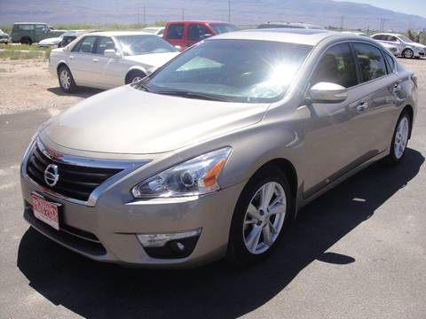 2015 Nissan Altima for sale in Alamogordo, NM