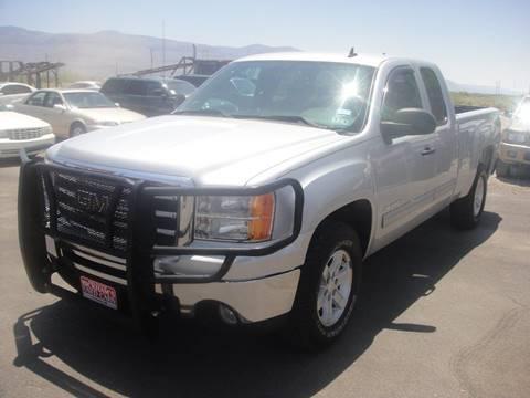 2012 GMC Sierra 1500 for sale in Alamogordo, NM