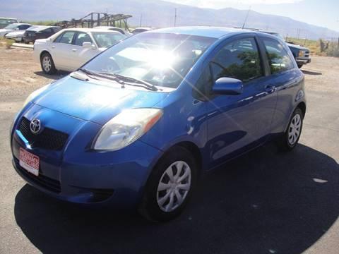 2007 Toyota Yaris for sale in Alamogordo, NM