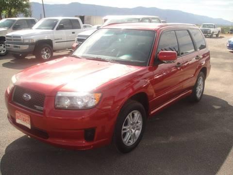 2008 Subaru Forester for sale in Alamogordo, NM