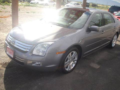 2007 Ford Fusion for sale in Alamogordo, NM