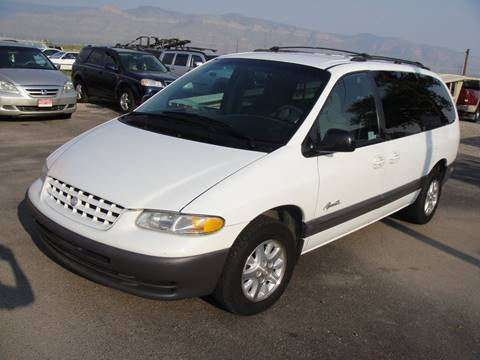 1999 Plymouth Grand Voyager for sale in Alamogordo, NM