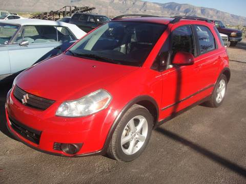 2008 Suzuki SX4 Crossover for sale in Alamogordo, NM