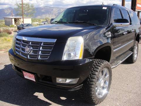 2007 Cadillac Escalade ESV for sale in Alamogordo, NM