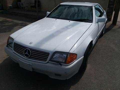 1992 Mercedes-Benz 500-Class for sale at Bickham Used Cars in Alamogordo NM