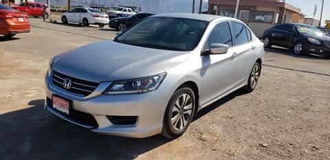2013 Honda Accord for sale in Alamogordo, NM