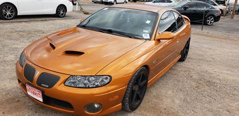 2006 Pontiac GTO for sale in Alamogordo, NM