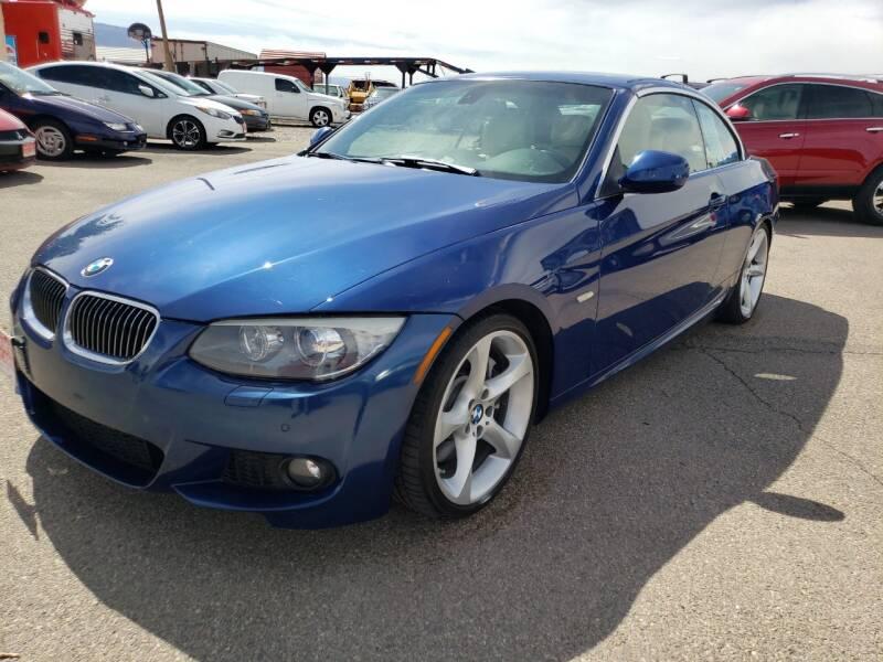 2011 BMW 3 Series for sale at Bickham Used Cars in Alamogordo NM