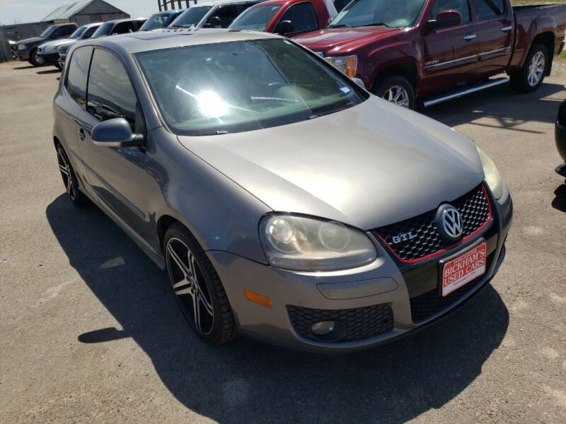 2009 Volkswagen GTI for sale at Bickham Used Cars in Alamogordo NM