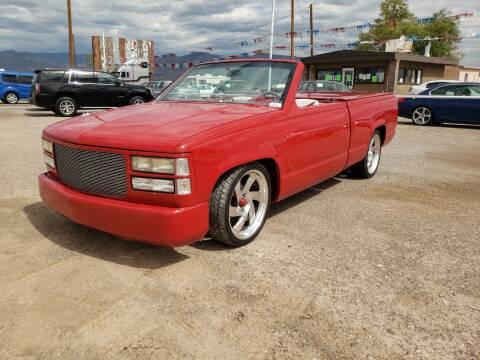1990 Chevrolet C/K 1500 Series for sale at Bickham Used Cars in Alamogordo NM