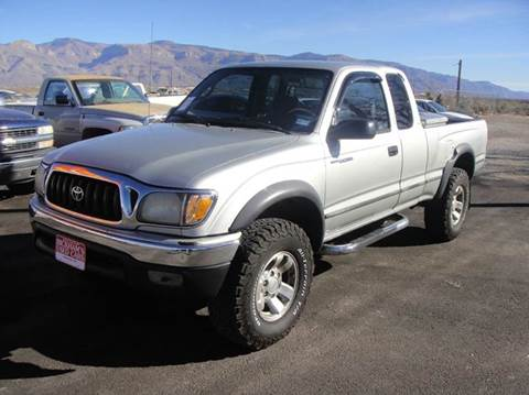 2001 Toyota Tacoma for sale in Alamogordo, NM