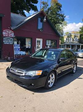 2006 Subaru Legacy for sale at DPG Enterprize in Catskill NY