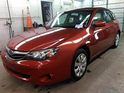 2010 Subaru Impreza for sale at DPG Enterprize in Catskill NY