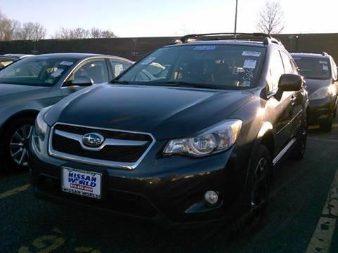 2014 Subaru XV Crosstrek for sale at DPG Enterprize in Catskill NY
