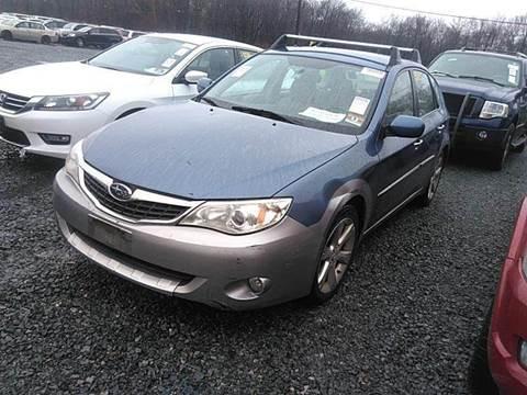 2009 Subaru Impreza for sale at DPG Enterprize in Catskill NY