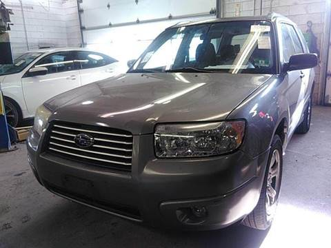 2006 Subaru Forester for sale at DPG Enterprize in Catskill NY