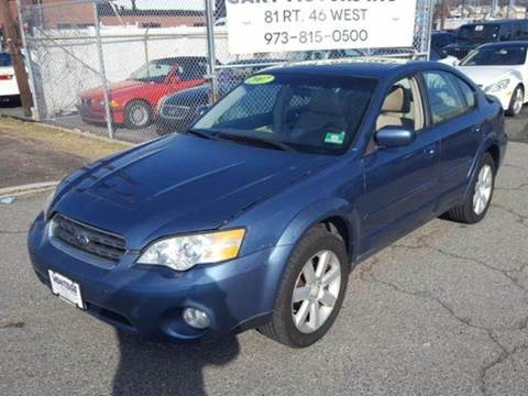 2007 Subaru Outback for sale at DPG Enterprize in Catskill NY