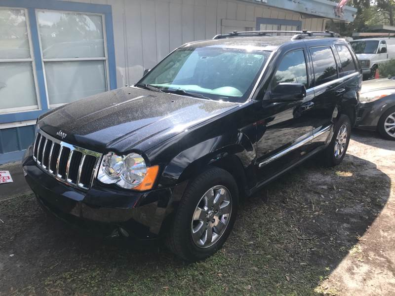 2008 Jeep Grand Cherokee For Sale At STRICKLAND AUTOMOTIVE In Longwood FL