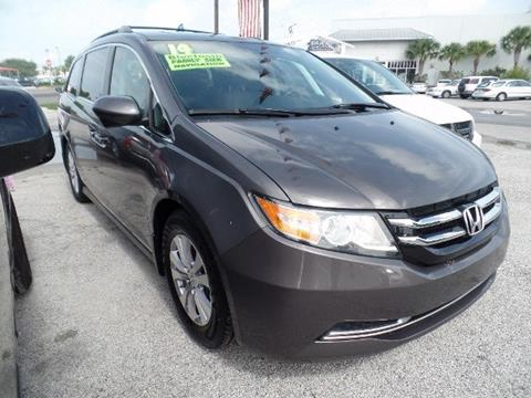 2014 Honda Odyssey for sale in Punta Gorda, FL