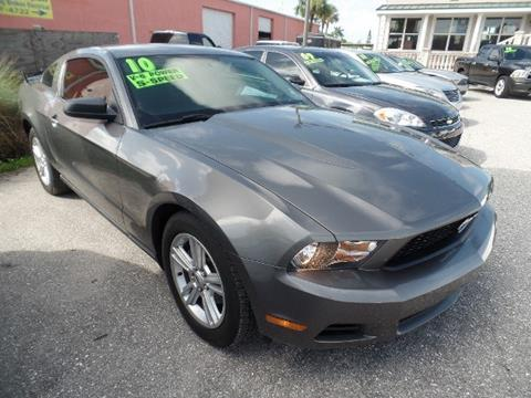2010 Ford Mustang for sale in Punta Gorda, FL