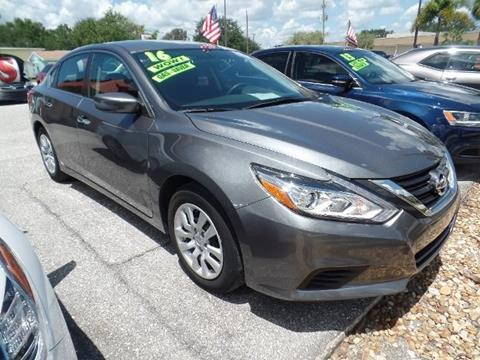 2016 Nissan Altima for sale in Punta Gorda, FL