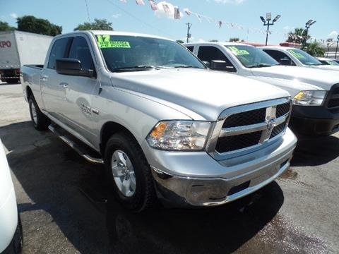 2017 RAM Ram Pickup 1500 for sale in Punta Gorda, FL