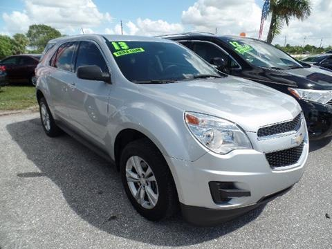 2013 Chevrolet Equinox for sale in Punta Gorda, FL