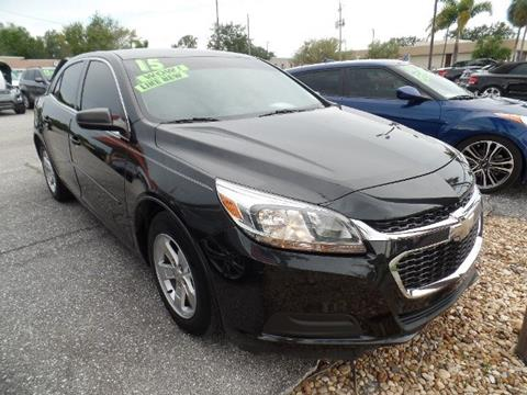 2015 Chevrolet Malibu for sale in Punta Gorda, FL