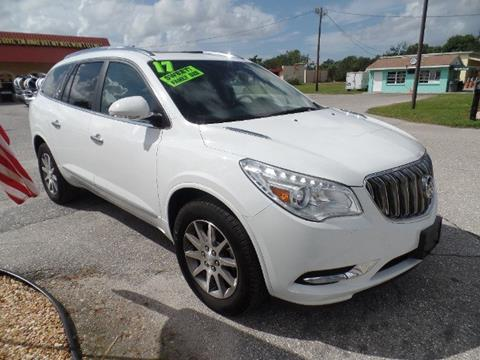 2017 Buick Enclave for sale in Punta Gorda, FL